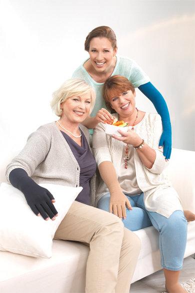 Kompressionstherapie im Sanitätshaus Weigel in Hameln und Springe